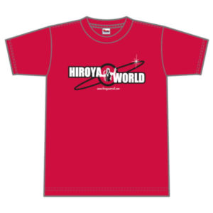 №_GHWTS-001 Tシャツ(ブラック)